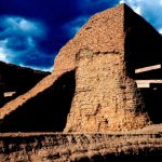 10. Pecos National Monument, New Mexico, 1990.