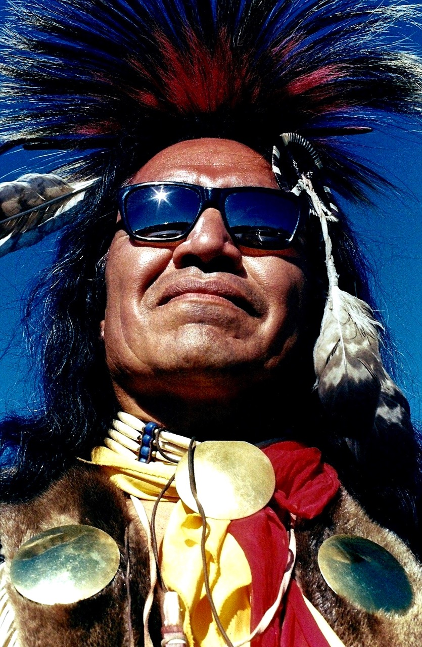 10. Roy Pete, Navajo, Crow Fair, Montana, 1995.