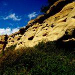 74. Buffalo Jump, Rosebud Battlefield, Montana, 2008.