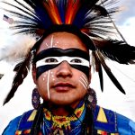 14.  Alvin Yellow Owl, Blackfeet, Crow Fair, Crow Agency, Montana, 2009.