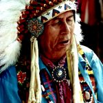 15. Chief Whitecloud, Pueblo, Colorado Springs, Colorado, 1987.