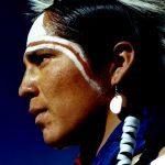 15. Quincy Jackson, Nez Perce, Crow Fair, Montana, 1995.
