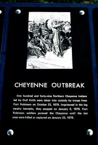 Cheyenne Outbreak, Fort Robinson, Nebraska, Books, Andrew Hogarth, Indian Wars 1854-1890