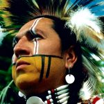 17. Fabian Fontenelle, Zuni, Cody, Wyoming, 1996.
