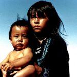 18. Kylie & Bert Attine 3, Navajo, Monument Valley, Utah, 1987.