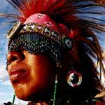 22.  Sun Sun Lehi, Crow, Crow Fair, Crow Agency, Montana, 2009.