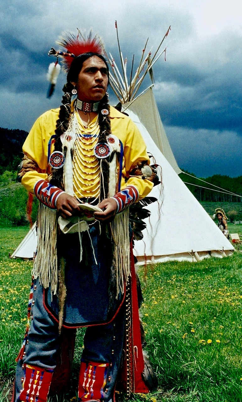 27. Bill Hayes, Shoshone, Jackson, Wyoming, 1985.