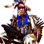 3. Jared Brown, Navajo, Gallup Inter-Tribal Indian Ceremonial Powwow, New Mexico, 2013.