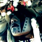 31. Adam Nordwall, Chippewa-Navajo-Shoshone, Black Hills, S.D. 1996.