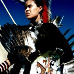 35. Jo Yassie, Navajo, Black Hills, South Dakota, 1996.