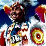 36. Jordan Guinon, Northern Arapaho, Cody, Wyoming, 1996.