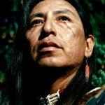 38. Nathan Blindman, Minniconjou-Oglala-Lakota, Custer, S.D. 1996.