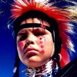 42. Lawrance Archie, Crow, Crow Fair, Montana, 1995.