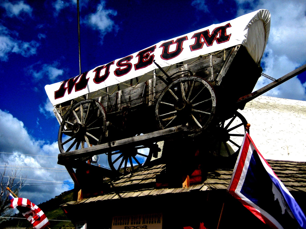 47. Jackson Hole Museum, Jackson, Wyoming, USA, 2008.