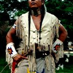 50. John Tail, Oglala-Lakota, Rapid City, South Dakota, 1996.