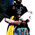 53. Jondella Chavis, Crow, Crow Fair, Montana, 1999.