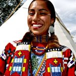6. Sierra Pete, Navajo, Plains Indian Museum Powwow, Cody, Wyoming, 2011.
