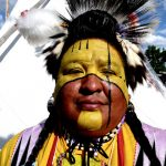 51. Dan Nanamkin, Colville-Nez Perce, Crow Fair, Crow Agency, Montana, 2009.