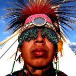 90. Sun Sun Lehi, Crow, Crow Fair, Crow Agency, Montana, 2009.