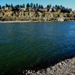42. Yellowstone River, Yellowstone County, Montana, 2009.