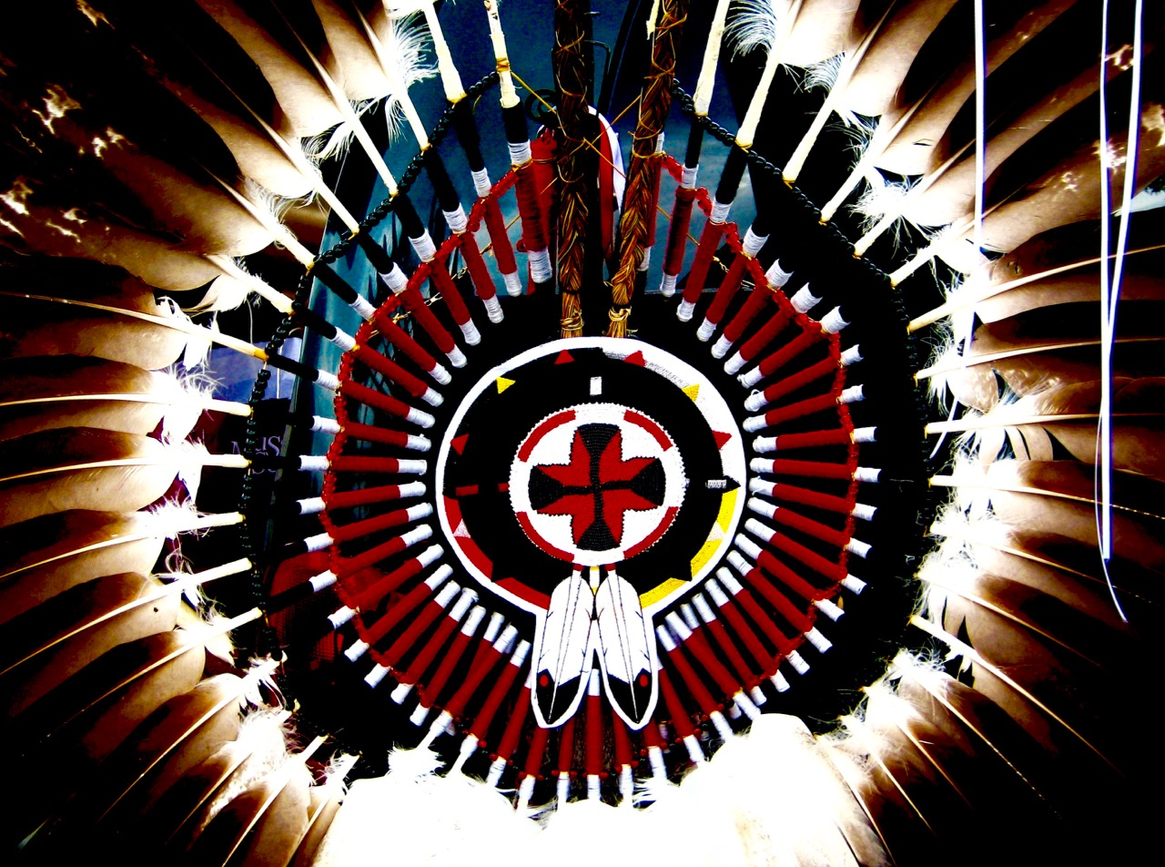 Plains Indian Museum Powwow, Cody, Wyoming, USA, 2008.