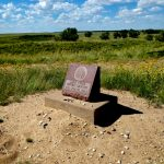 255. Sand Creek Massacre Site, Colorado, 2013.