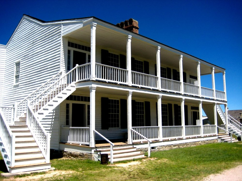 Fort Laramie (19), Wyoming, USA, 2008.