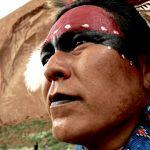 214. Calvert Dixon, Navajo, Gallup Inter-Tribal Indian Ceremonial Powwow, New Mexico, 2013.