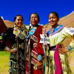 176. Prairie Rose Jack, Shoshawnna Jack and Ladybird Jack, Gallup Inter-Tribal, New Mexico, 2013.