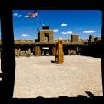 149. Bent's Fort, Colorado, 2013.