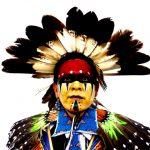 33. Calvert Dixon, Navajo, Gallup Inter-Tribal Indian Ceremonial Powwow, New Mexico, 2013.