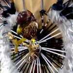 86. Bustle, Plains Indian Museum Powwow, Cody, Wyoming, 2011.