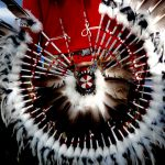 79.  Bustle, Plains Indian Museum Powwow, Cody, Wyoming, 2011.