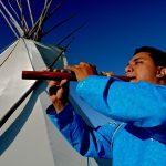 160. Jonathan Maxwell Beartusk, Cheyenne, Custer Battlefield Trading Post, Crow Agency, Montana, 2011.
