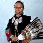 276. Alorha Baga, Brule-Lakota-Southern Ute-Apache, Rosebud Casino Powwow, South Dakota, 2011.