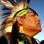 267. Mike Ponyah, Navajo-Hopi, Rosebud Casino Powwow, South Dakota, 2011.