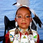 111.  Grace Ponyah, Oglala-Lakota-Navajo-Hopi, Rosebud Casino Powwow, South Dakota, 2011.