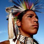 55.  Robert Looks-Twice, Oglala-Lakota, Rosebud Casino Powwow, South Dakota, 2011.