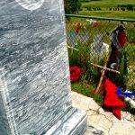 90. Wounded Knee Massacre Site, Pine Ridge, Shannon County, South Dakota, 2011.