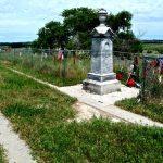91. Wounded Knee Massacre Site, Pine Ridge, Shannon County, South Dakota, 2011.