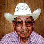 115. Richard Shakespeare, Arapaho, Plains Indian Museum Powwow, Cody, Wyoming, 2008.