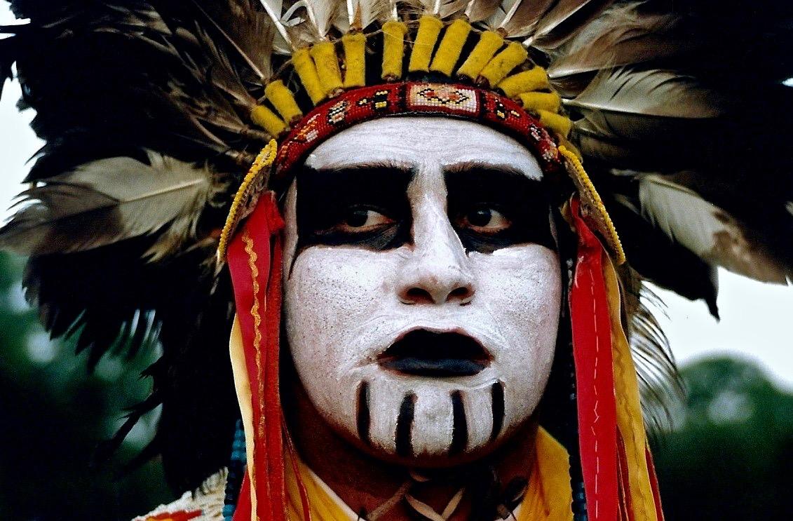 14. Danny Reyes, Cheyenne, Colony, Oklahoma, 1996.