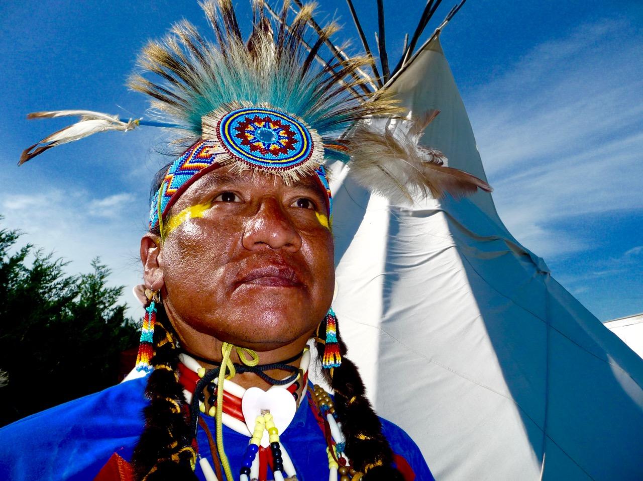 Gilbert Emery Brown, Meskwaki, Rosebud Powwow, South Dakota, United States of America, 2011.