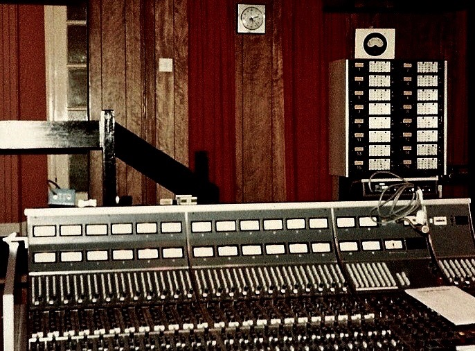 Craighall Studios, Edinburgh, Scotland, 1981.