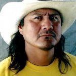 249. Tim Manygoats, Navajo, Crow Fair, Montana, 2009.