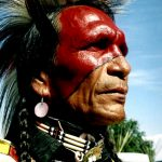 35B. Tommy Christian, Hunkpapa-Lakota, Crow Fair, Montana, 2006.