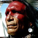 35C. Tommy Christian, Hunkpapa-Lakota, Crow Fair, Montana, 2006.