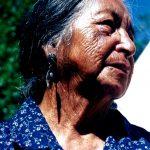 25. Mary Cummins Bear-Cloud, Crow, Crow Fair, Montana, 1999.