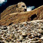 157. Crazy Horse Memorial, Black Hills, South Dakota, 2006.