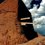 23. Pecos National Monument, New Mexico, 1990.